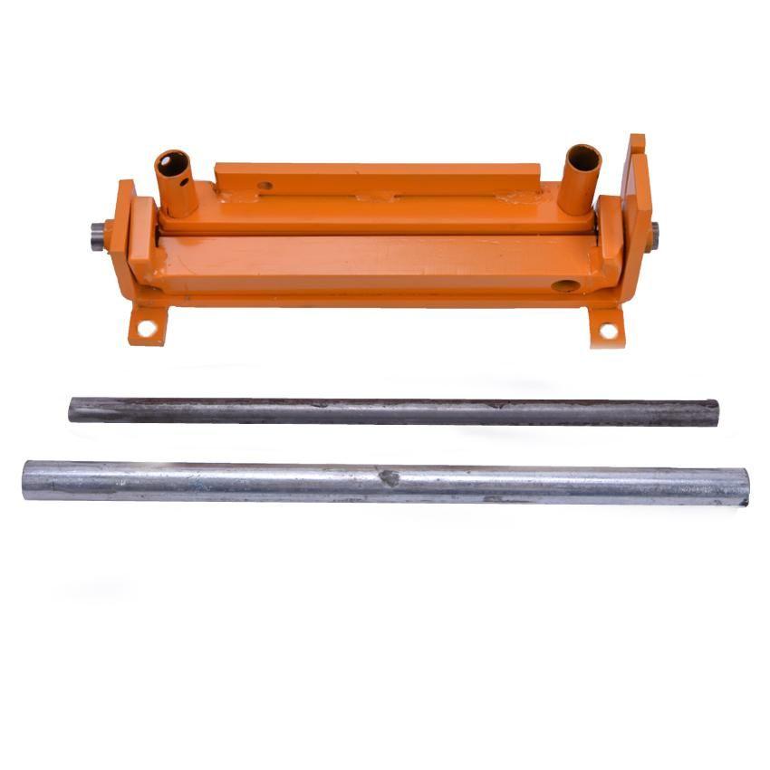 1pc New Manual Sheet Metal Iron Aluminum Copper Plate Bending Machine Us 50 27 Sheet Metal Copper Plated Metal Bender
