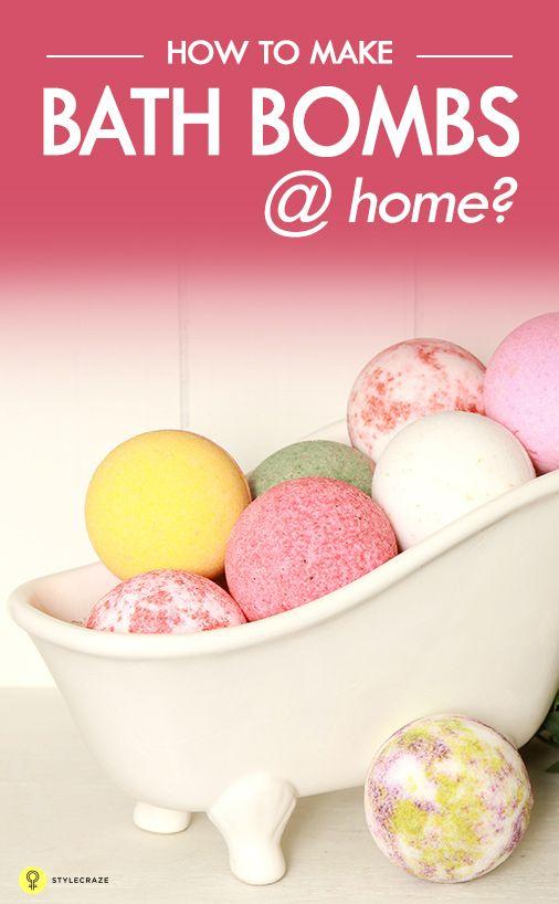 How to make bath bombs at home beauty pinterest - Bombas de bano lush ...