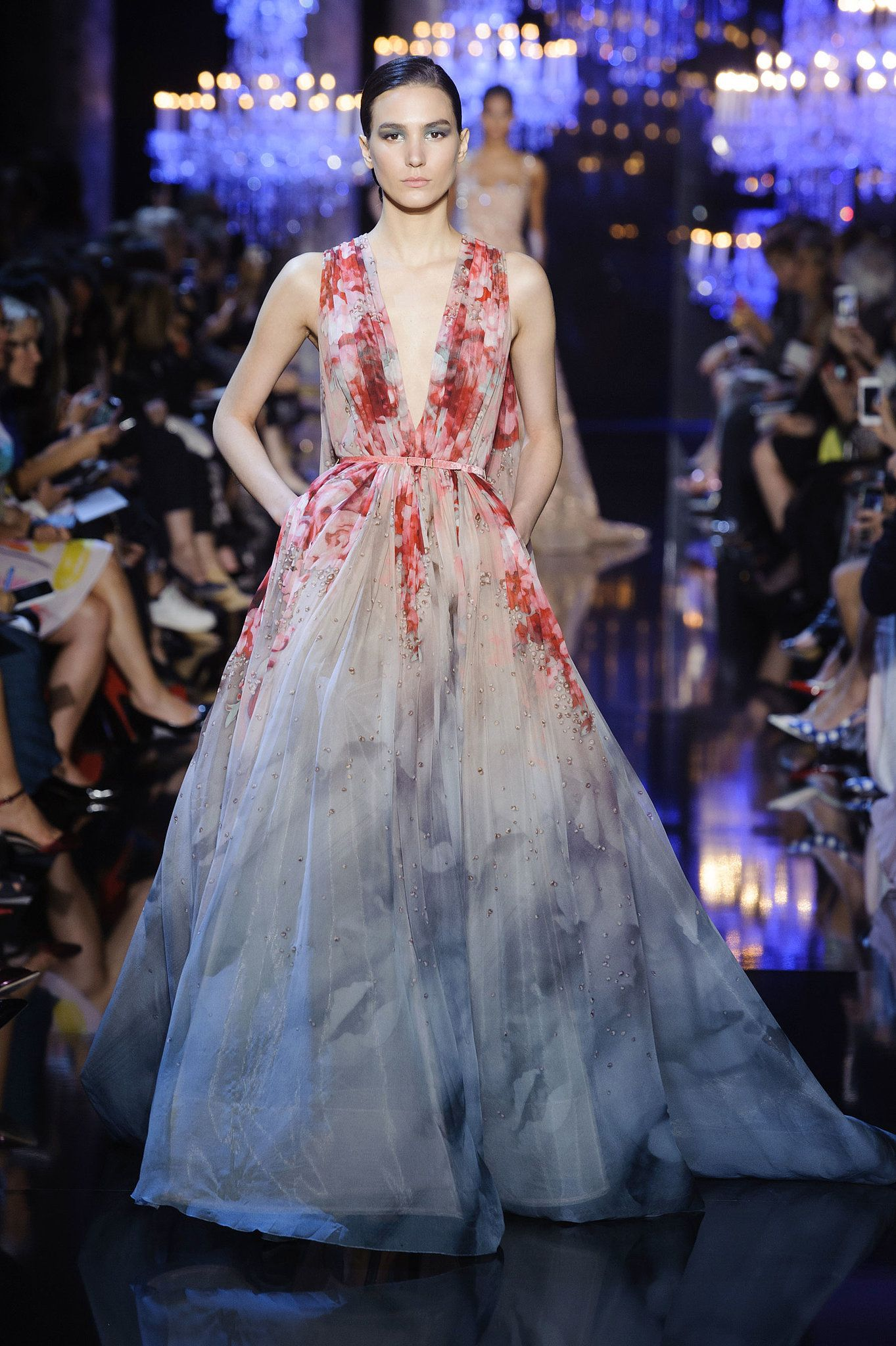 Elie saab haute couture fall colors haute couture and the oujays
