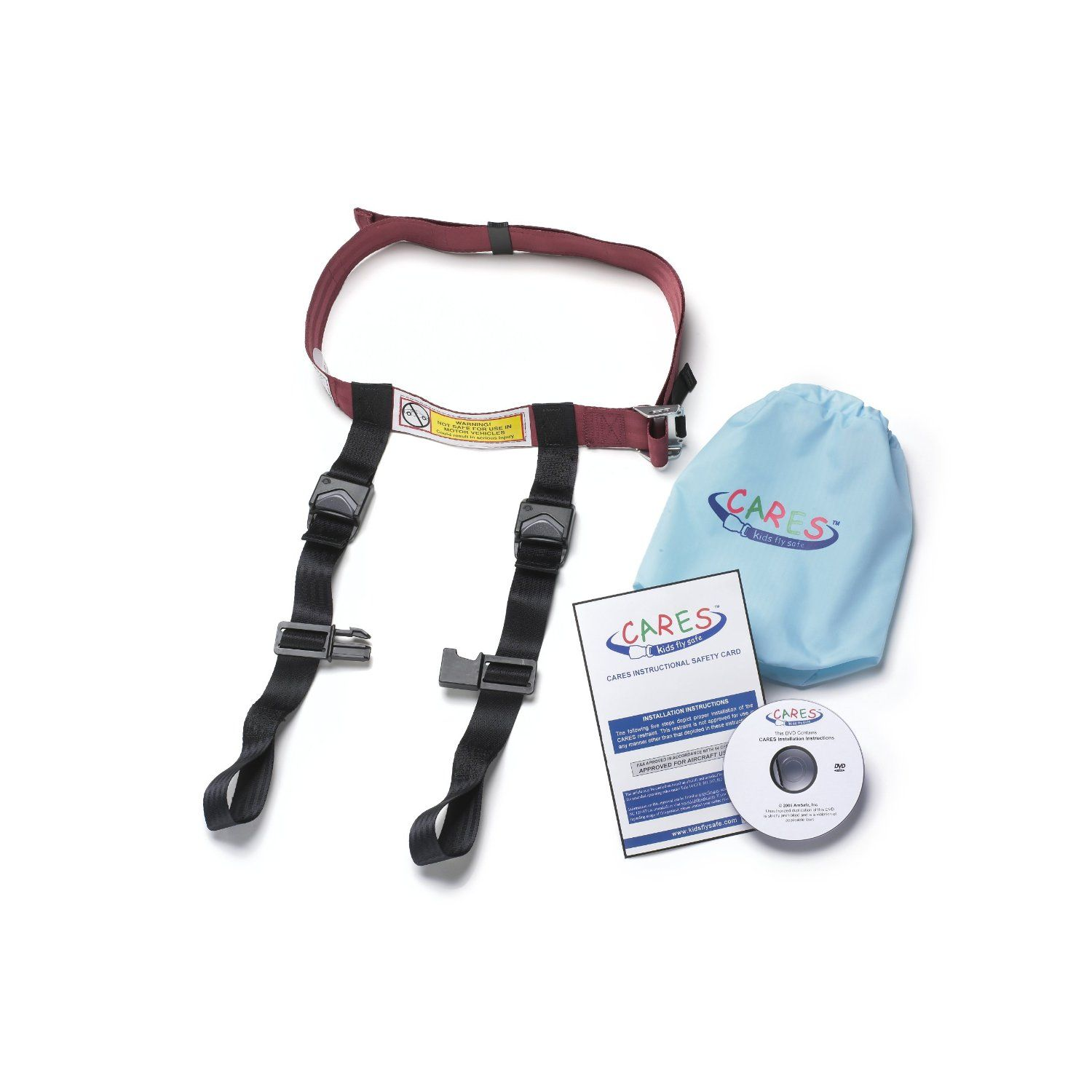 CARES Child Aviation Restraint System FAA approved