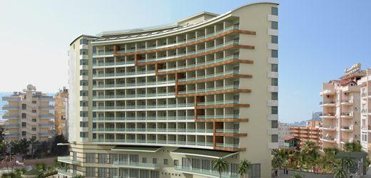 Diamond Hill Resort - Alanya - amisol.no