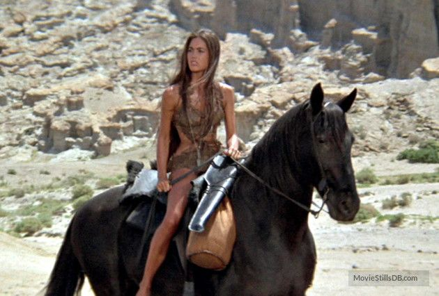 Beneath The Planet Of The Apes Publicity Still Of Linda Harrison