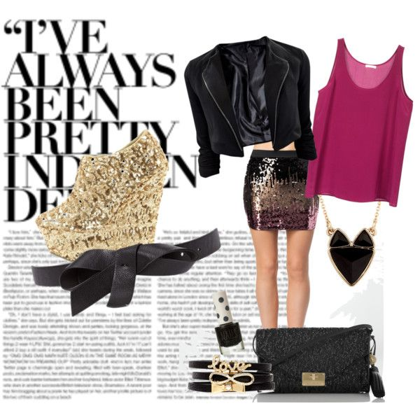 """Party Wear Inspiration: Party All Night!"" by smellslikejasmin on Polyvore"