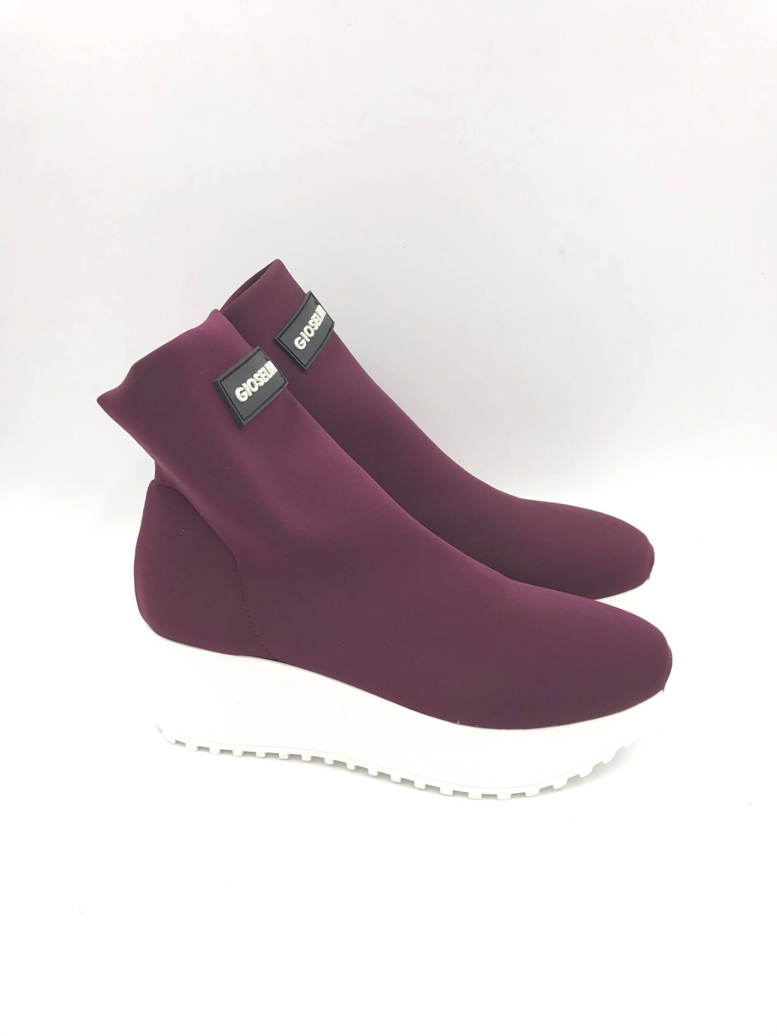 Gioselin light bordeaux flatform  727f2e78127