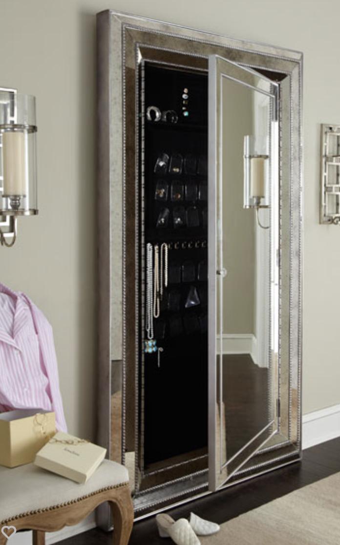 32++ Glam floor mirror with jewelry storage ideas