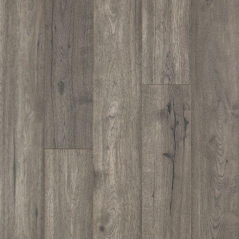 Silvermist Oak Natural Authentic Laminate Floor Grey