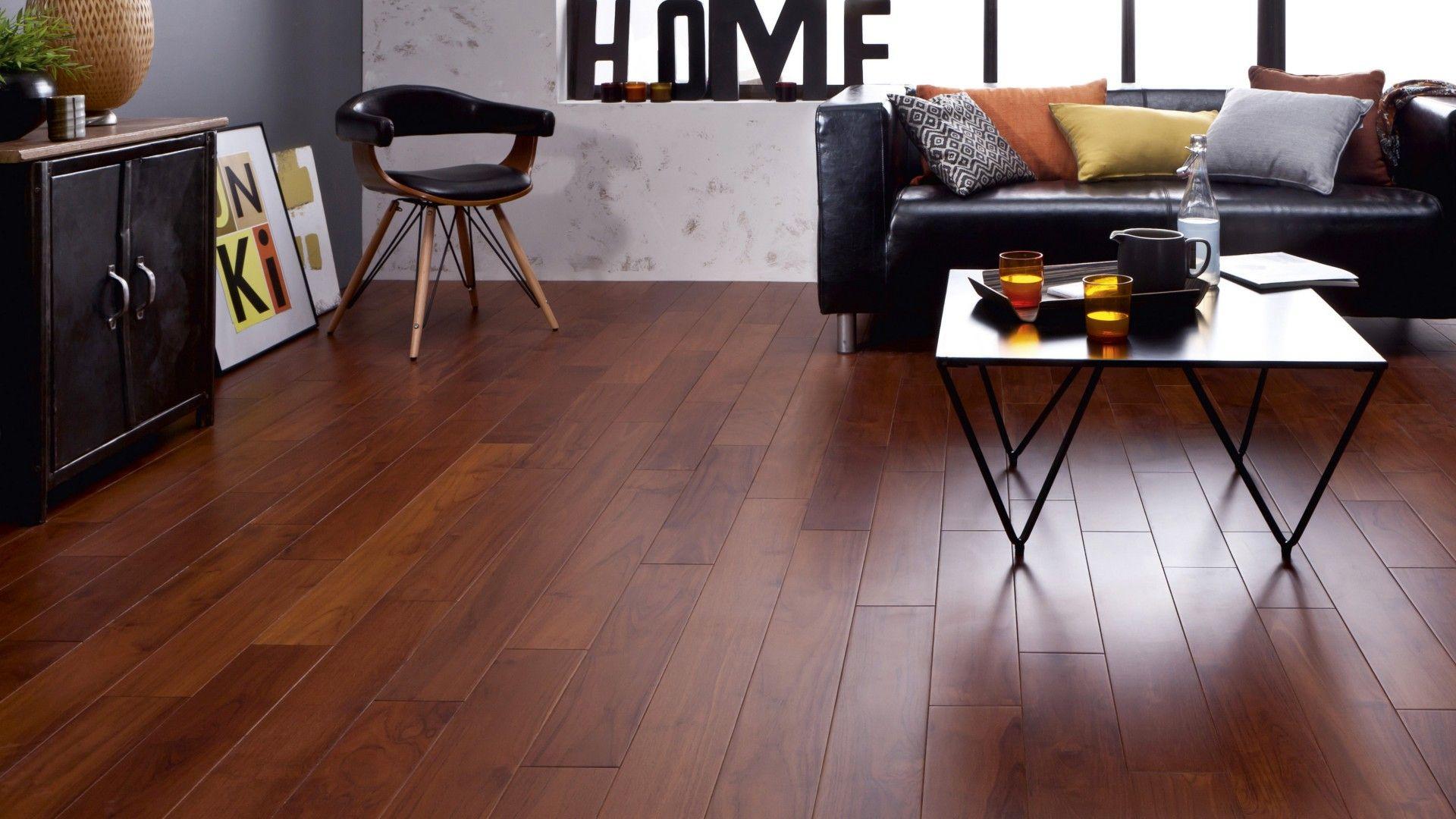 Parquet Massif Clic Teck Verni Home Decor Home Red Floor