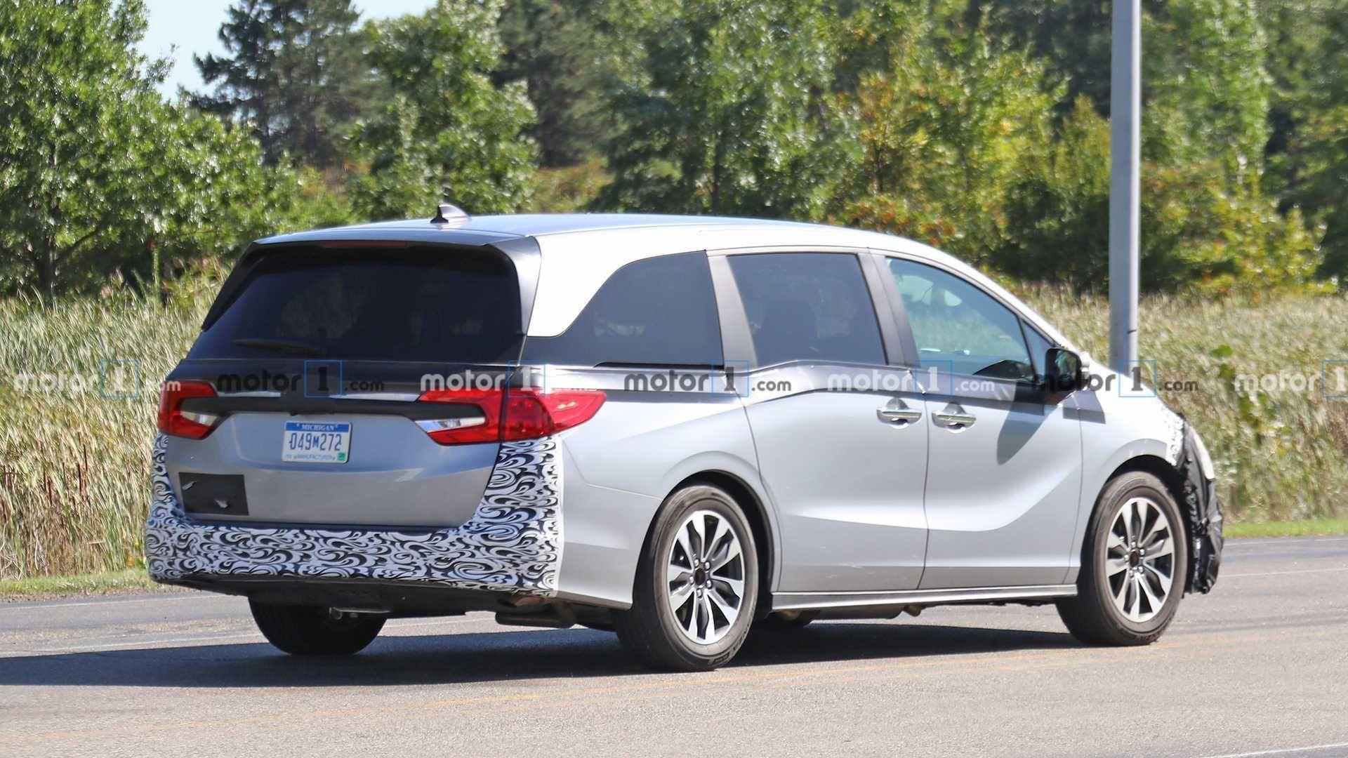 Masih Ada Peminat Honda Akan Segarkan Odyssey Honda Element