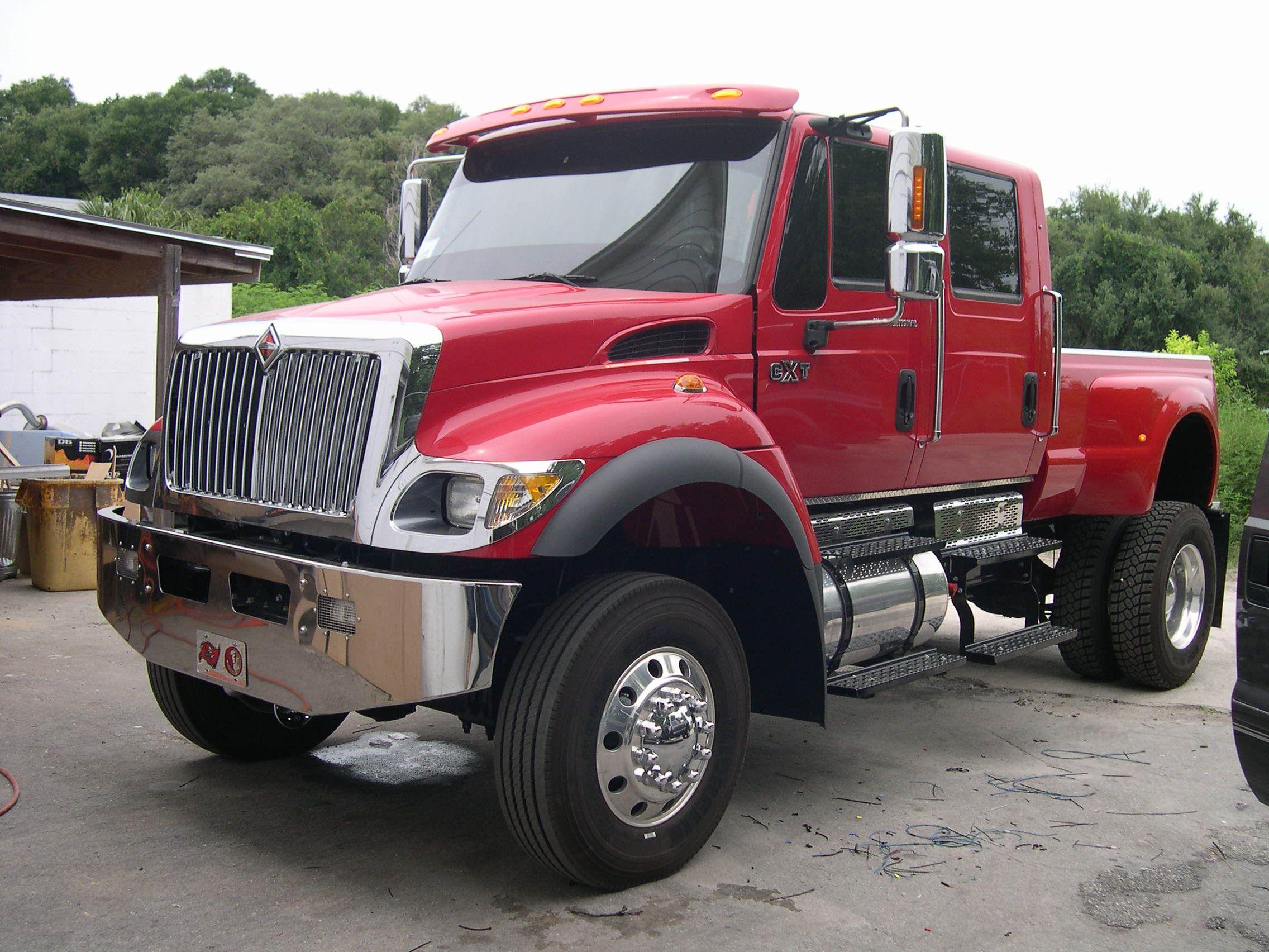 Cars cxt international trucks