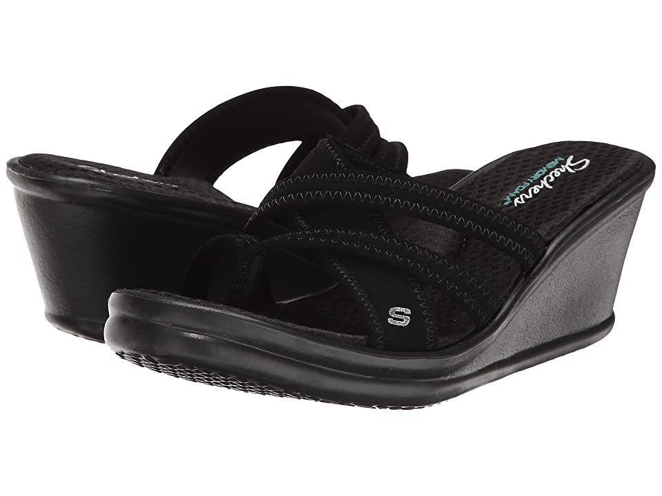SKECHERS Rumblers Young At Heart (Black