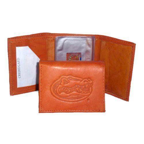 Florida Gators NCAA Manmade Leather Tri-Fold
