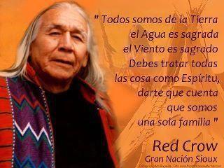 Red Crow Palabras Que Inspiran Frases De Nativos