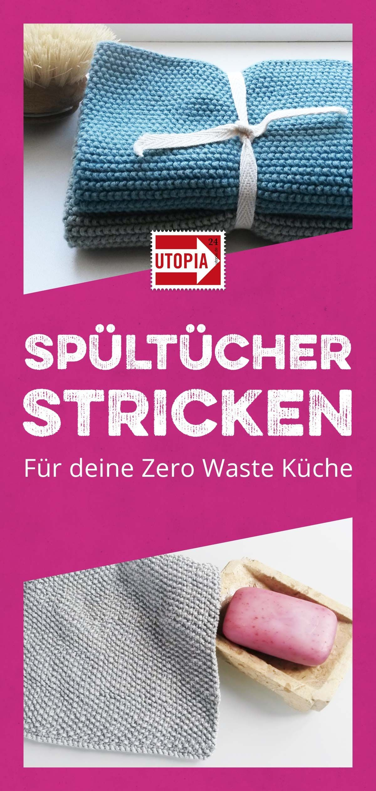 Photo of Spültücher betroffen: Zero Waste in der Küche