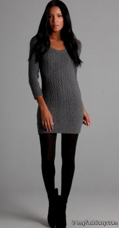 eea8acdce2 sweater dress with leggings and boots 2016-2017 » B2B Fashion