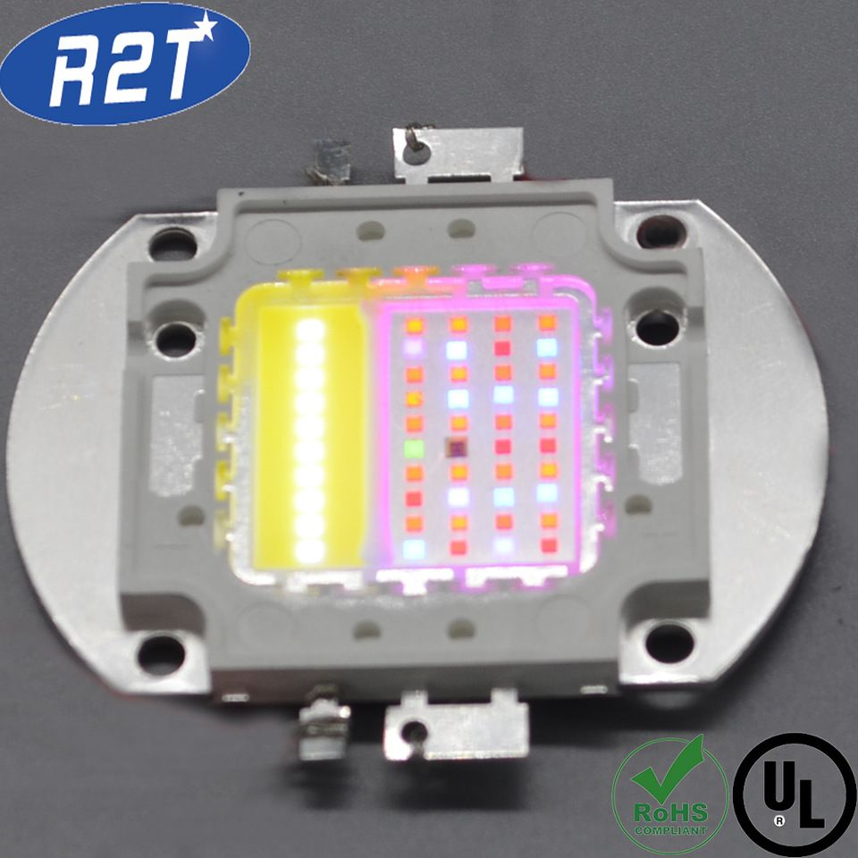 White Full Spectrum Led Plant Grow Light Cob Alibaba Copper Prototype Pcb Universal Boardled Printed Circuit Board Lights For Plants