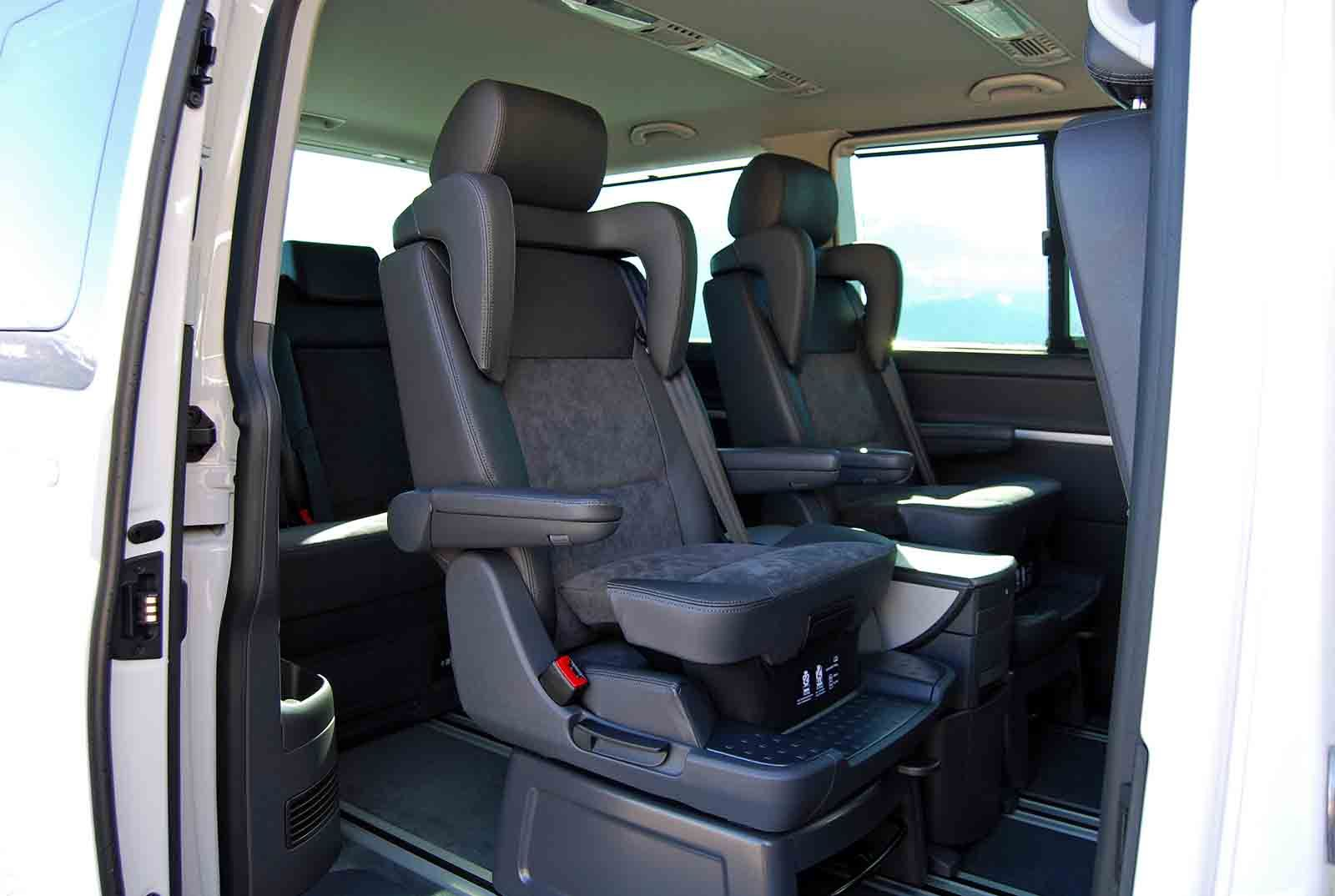 vw volkswagen t5 multivan highline cuir alcantara leder. Black Bedroom Furniture Sets. Home Design Ideas