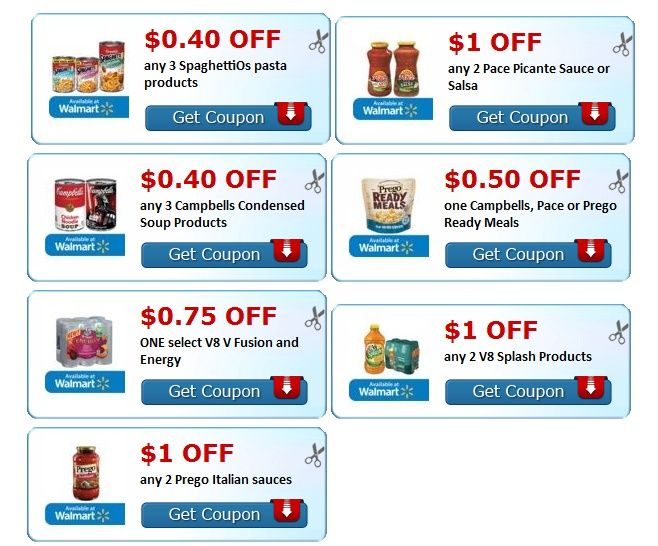 photo regarding Campbell Soup Printable Coupon named Pin as a result of Female Karma upon CouponKarmaFeed Grocery discount codes