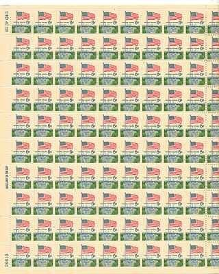 Flag and White House Sheet of 100 x 6 Cent US Postage Stamps NEW Scot 1338 . $18.99. Flag and White House Sheet of 100 x 6 Cent US Postage Stamps NEW Scot 1338