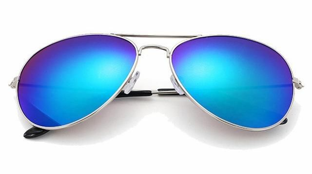 78c3c3cd339d Aviator Sunglasses Women Men Brand Designer Sun Glasses Mirror Glasses