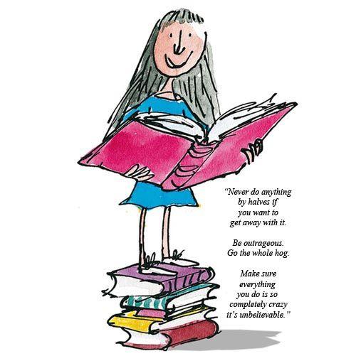 Peace Love Hope Art Illustration From Roald Dahl S Matilda By Roald Dahl Hope Art Illustration