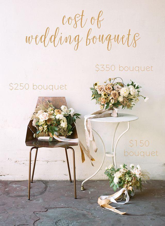 Average Cost of A Wedding Bouquet :: Budget Breakdown | Wedding ...