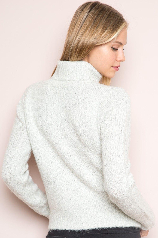 Brandy ♥ Melville | Cassia Turtleneck Sweater - Sweaters ...