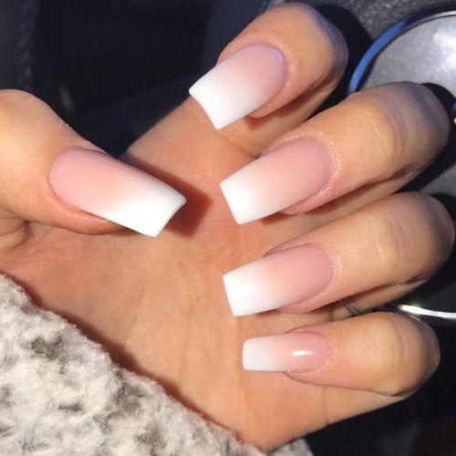 Acrylic Nails] 65 Best Acrylic Nails | Natural nails