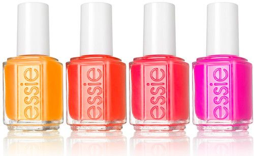 Details About Essie Neon Nail Polish Collection 2012 Choose From