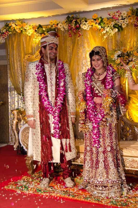 Orchid Jaimalas Garlands Fusion Wedding Garland Wedding Indian Wedding