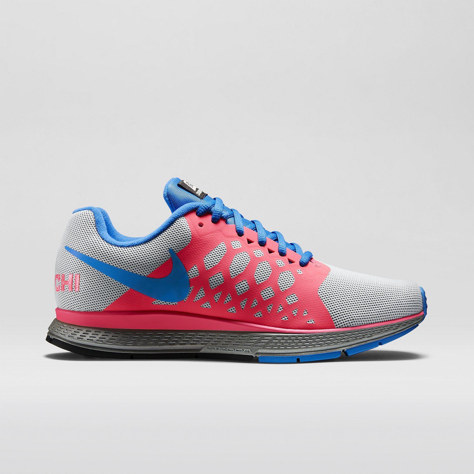 3089dfe09fc Nike Air Zoom Pegasus 31 Flash (2014 Chicago Marathon) Women s Running Shoe.  Nike Store