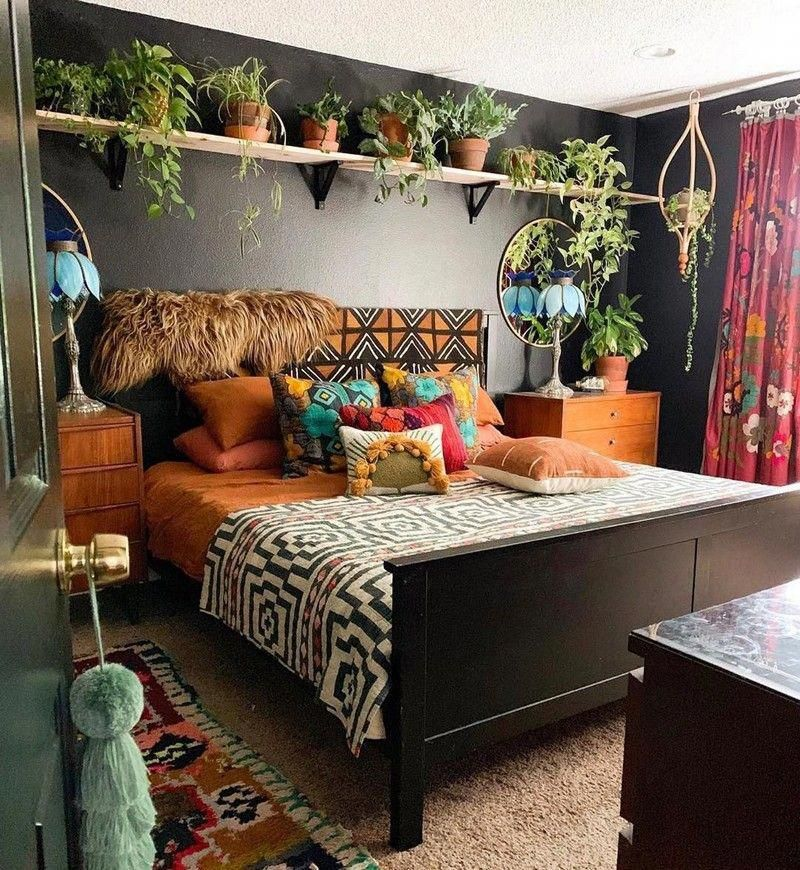 #bohemianbedrooms