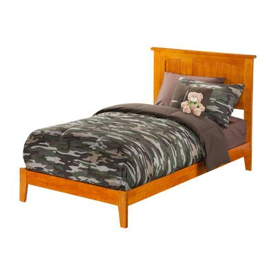Beachcrest Home Graham Traditional Platform Bed Size Twin XL