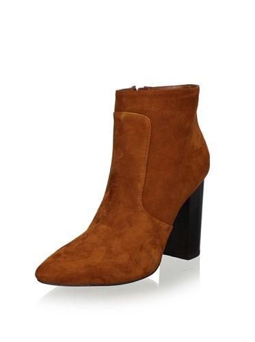 Pour La Victoire Women's Kristy1 Ankle Boot (Cognac)