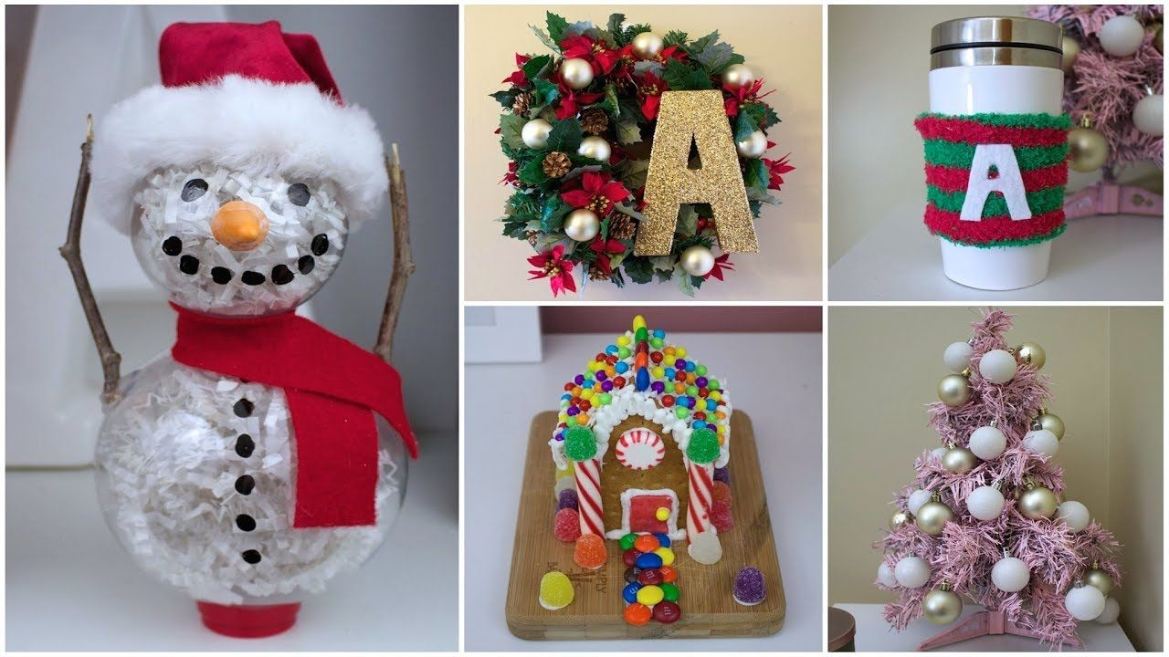 6 CHEAP & EASY DIY PROJECTS YOU HAVE TO TRY THIS CHRISTMAS ...