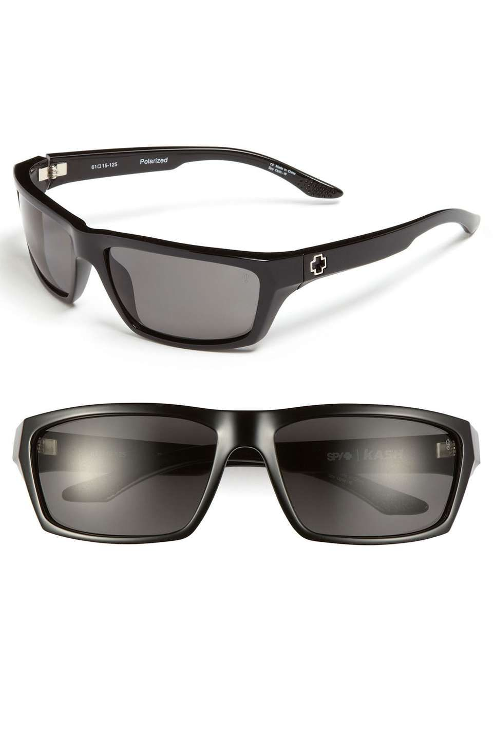 02a2069f9195 SPY Optic  Kash  61mm Polarized Sunglasses