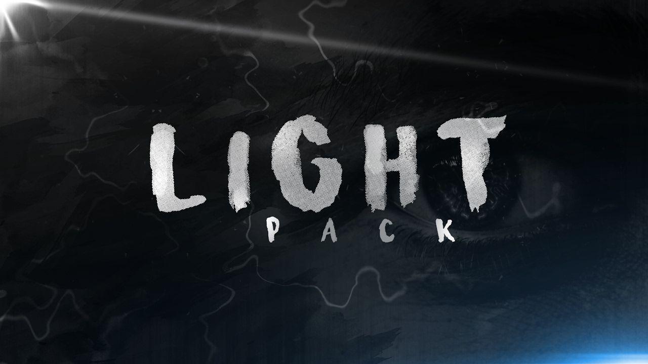 FREE] Photoshop Light/GFX Pack [30+ lights] | Photoshop | Free