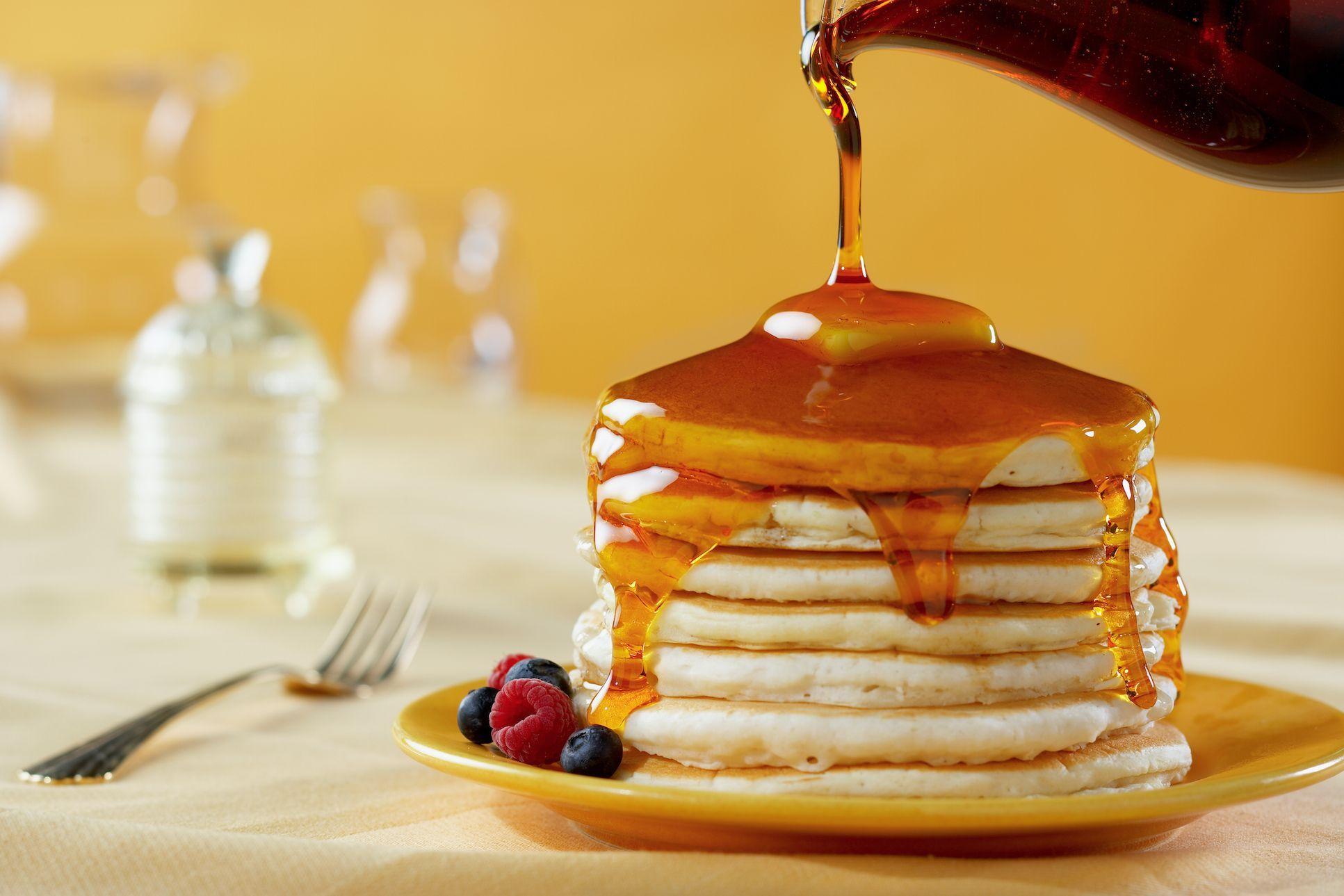 Mengenal Sirup Maple Manfaat Dan Kegunaannya Makanan Resep Makanan Penutup Hidangan Penutup