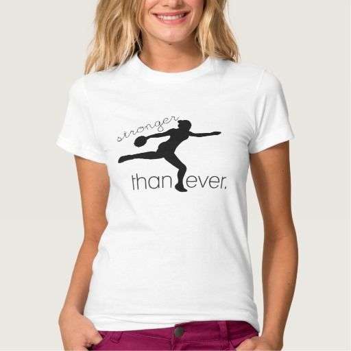 Stronger than ever- Discus Thrower Shirt Throwers Pinterest - medical receptionist