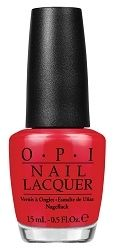 OPI Coca-Cola Collection - Coca-Cola Red - Classic red - always in style, always perfect.