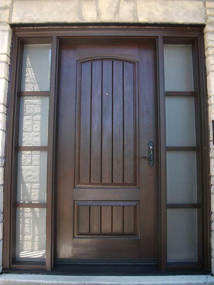 RUSTIC DOORS Archives - Custom Front Doors | Front doors | Pinterest ...