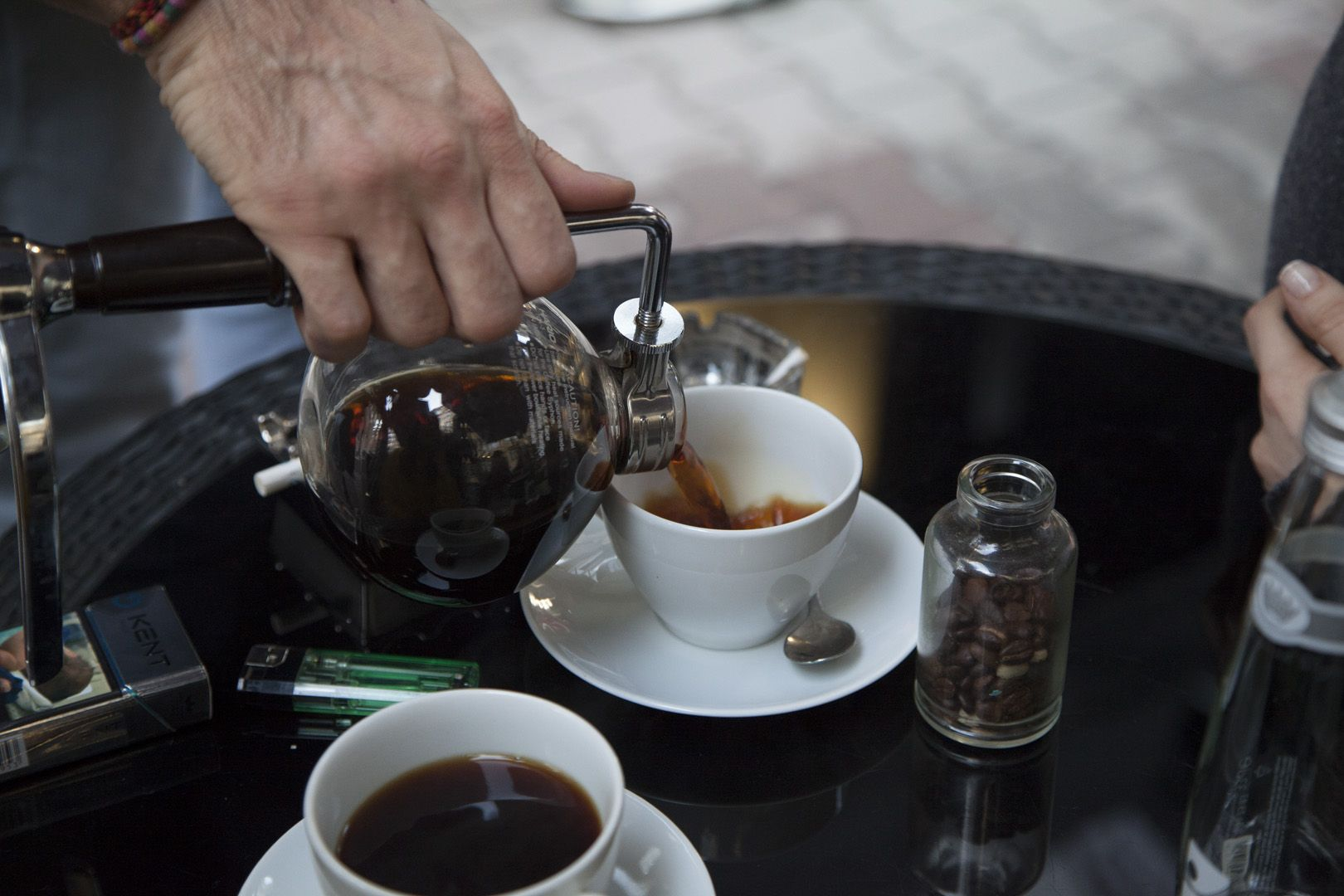MOC Istanbul - Vesta Event - Coffee - 3rd Wave Coffee - Istanbul - Espresso - Barista - Coffee Shop - Coffee Bean - Latte Art - Syphon