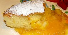 For all of those lemon pudding lovers out there, this is the dessert for you!