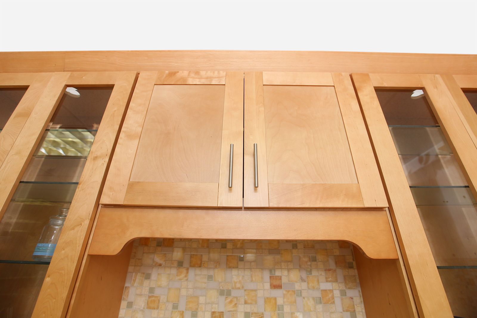Honey Shaker Under View Of Our Gorgeous Maple Wood Easy And Ready To Assemble With Outstanding Quality Ho Rta Kitchen Cabinets Shaker Cabinets Rta Kitchen