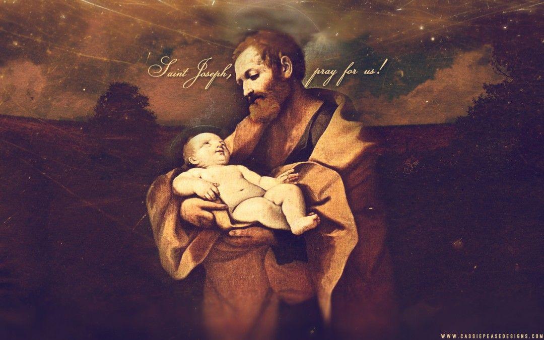 Saint Joseph Desktop Wallpaper