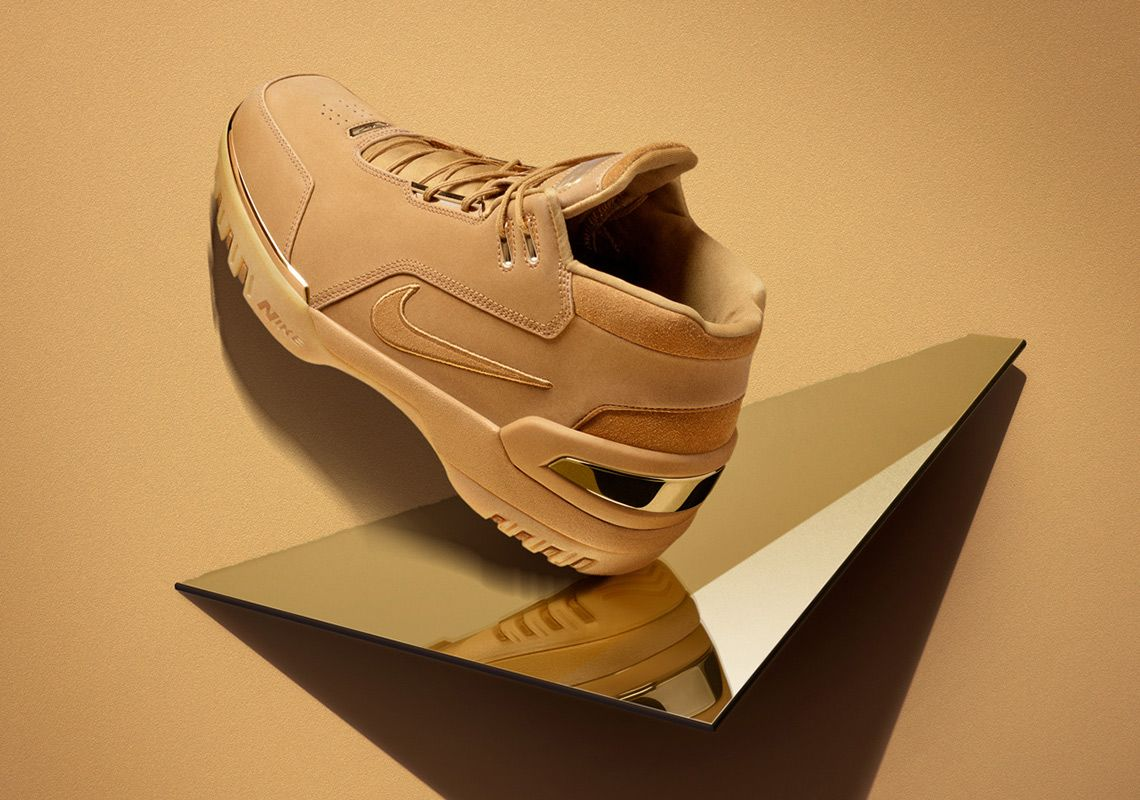 Nike Air Zoom Generation Wheat All-Star AQ0110-700 Release Info #thatdope #