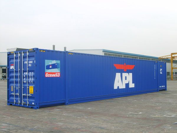 53 Foot Containers For Sale Apl Abandons 53 Foot Ocean Containers Shipping Container Storage Shipping Container Shipping Containers For Sale