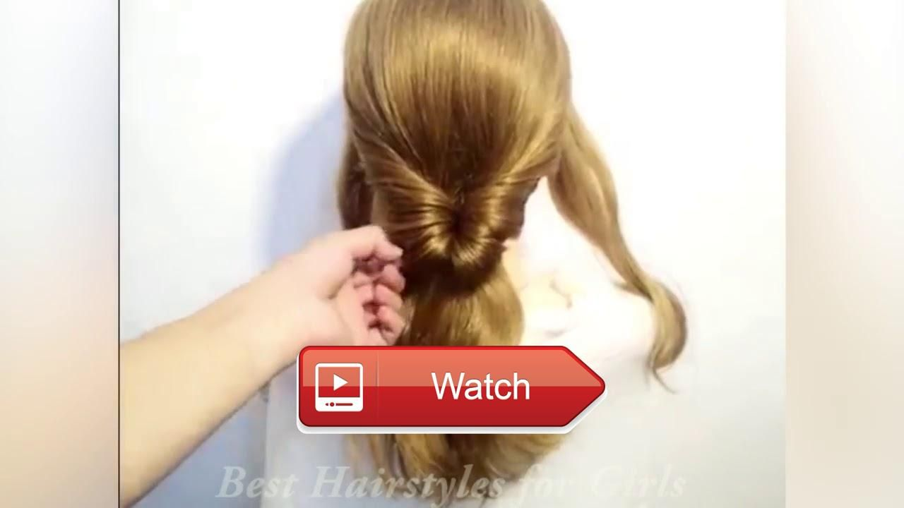 Easy hairstyles for long hair best hairstyles for girls hair