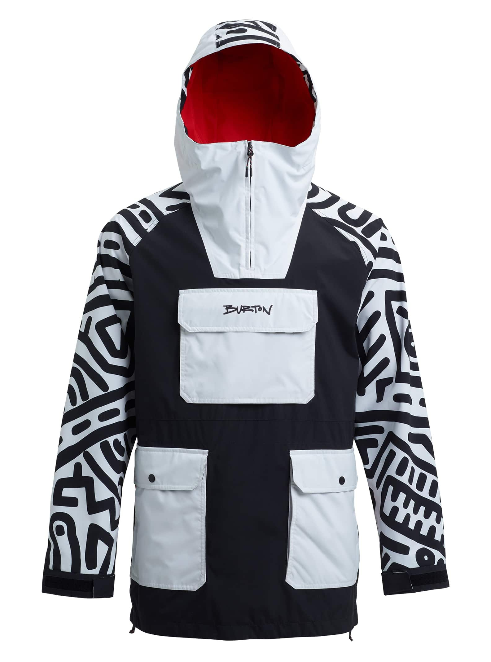 e3c56c63e Men's Keith Haring x Burton Anorak Jacket | Products in 2019 ...