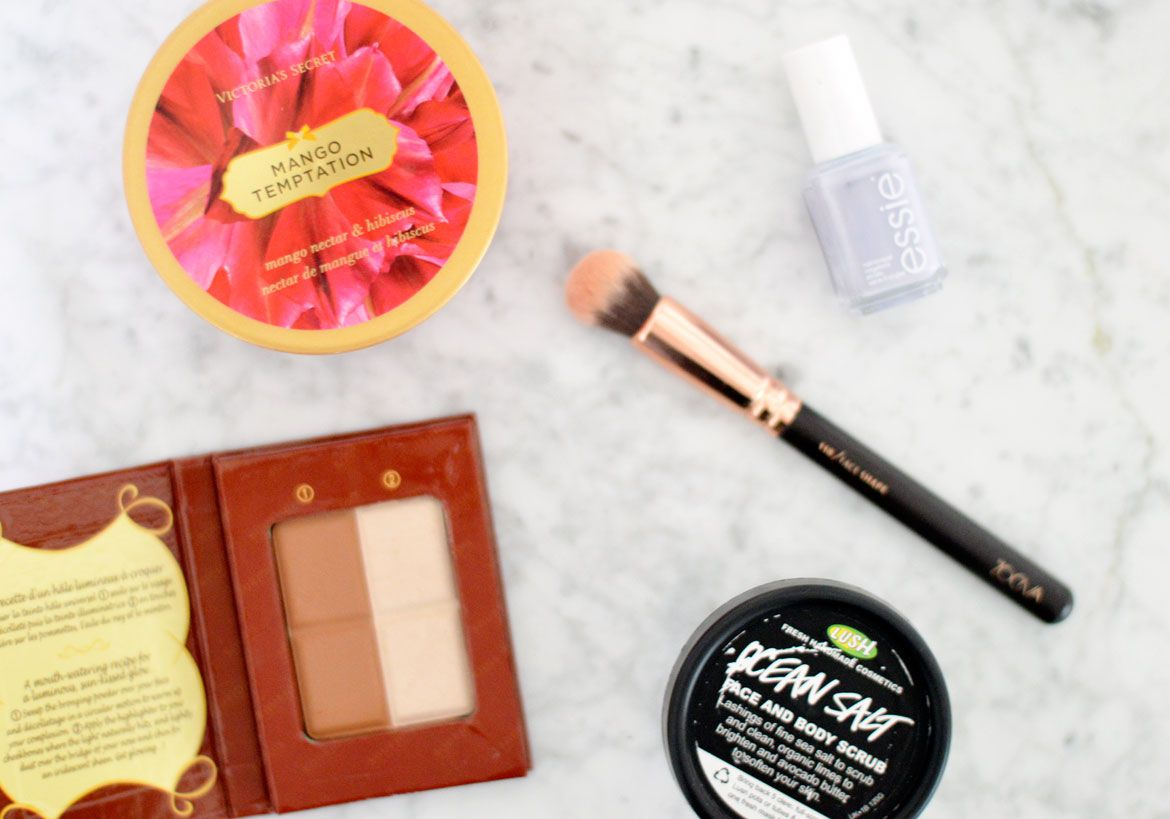 Shakespeare and Sparkle: June Beauty Favourites