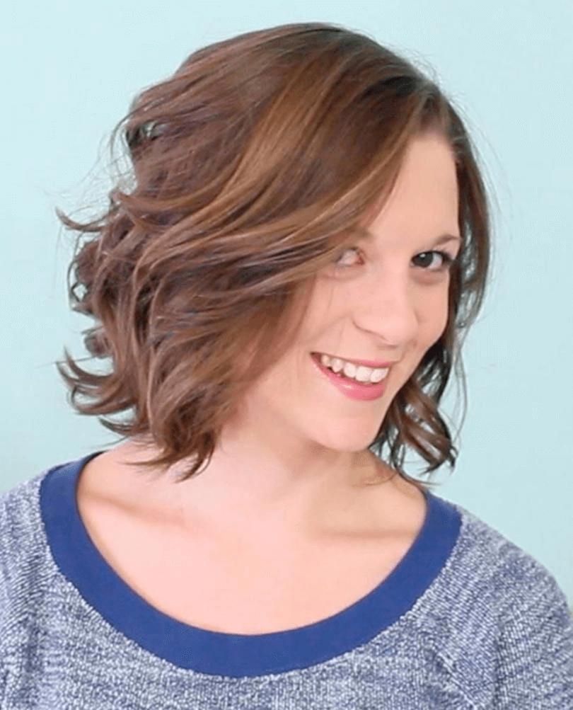 bob frisur wellen machen | hair styles, long hair styles